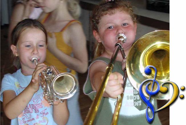 Musikverein Lautern, Jugendarbeit Instrumentenvorstellung