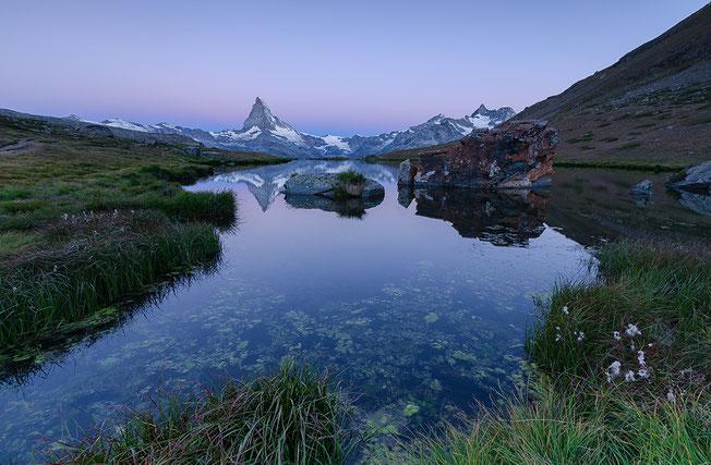 Majesty of alps
