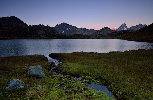 Lac de Fenetre im Val Ferret