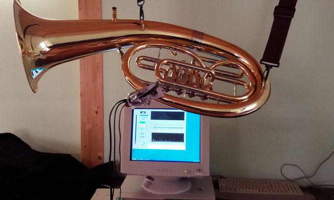 Erleben Sie ein völlig neues Spielgefühl mit der Vibrationsentdämpfung von Blasinstrumenten - exklusiv nur im Musikhaus Schmid erhältlich!
