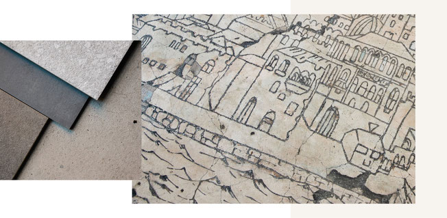 Galerie Terràmica ist der Spezialist für Naturstein und handgefertigte Fliesen mit Produktionen im europäischen Raum.