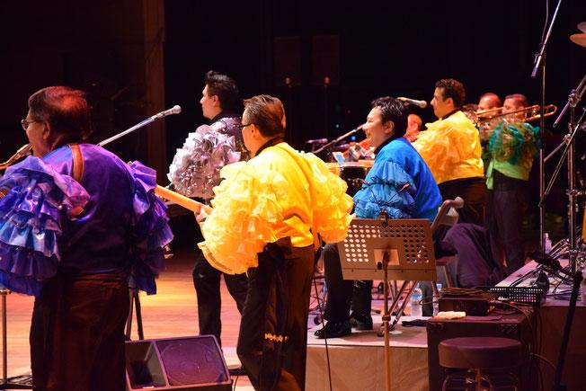 マンボの王様「ペレス・プラード楽団」メンバー、余語丈範がお届けするマンボのお話