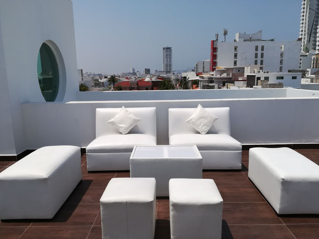 Salas Lounge Blancas