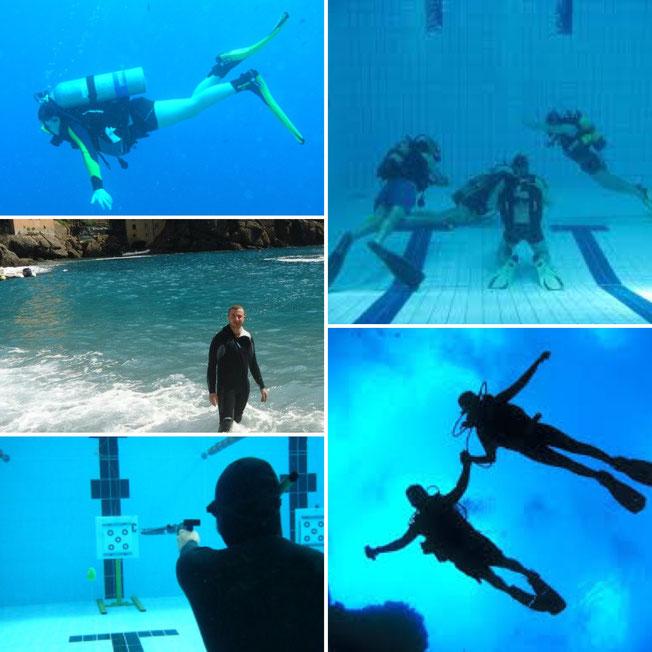 Corsi di subacquea fdkm special