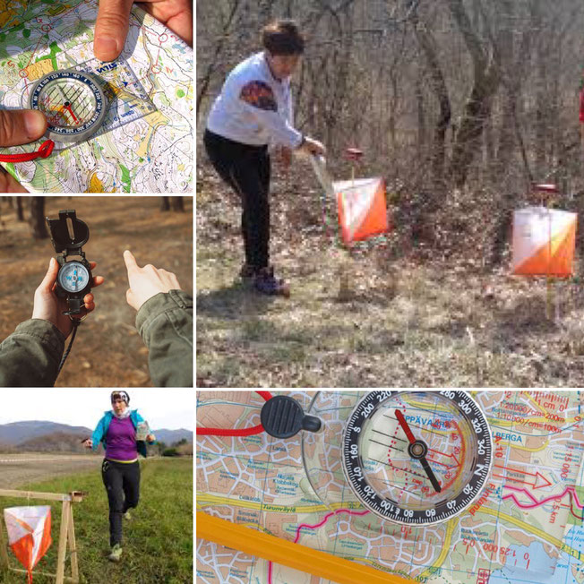Corsi di orienteering fdkm special