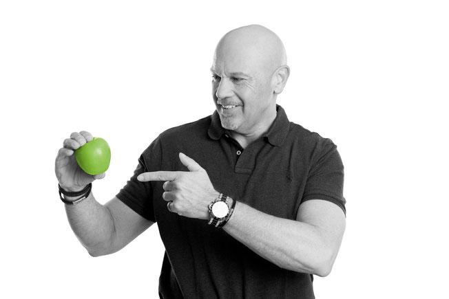 Daniel Nünlist, Dipl. Ernährungscoach und Fitnesstrainer - diaetfreiezone.ch