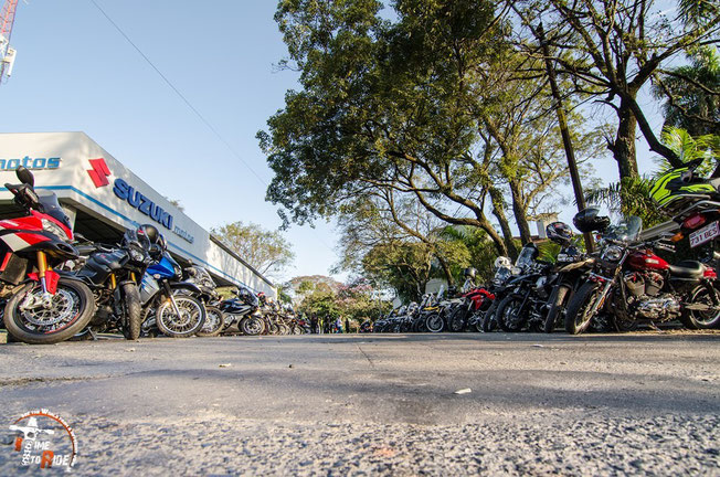Paraguay - Motorrad - Reise - Worldtrip - Motorcycle - Südamerika - South america - Suzuki Winterfest in Asuncion