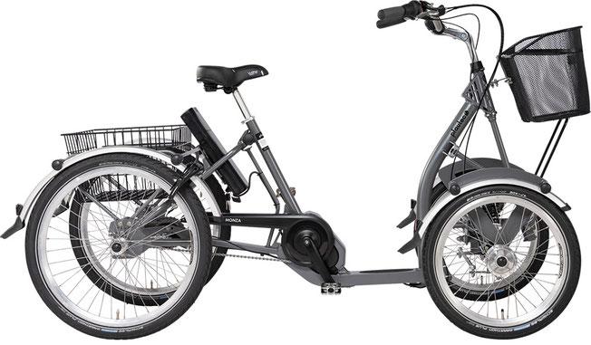 Dreirad für Erwachsene Pfau Tec Monza
