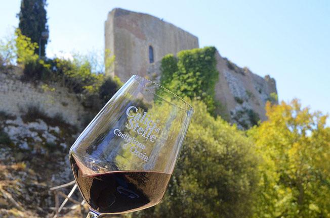 Calici di stelle, Toscana, Italia. Itinerari di vino. Foto Blog Etesiaca