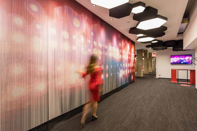 Minixhofer Innenarchitektur Büroeinrichtung