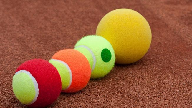 Tennisschule Raffael van Deest Talentino