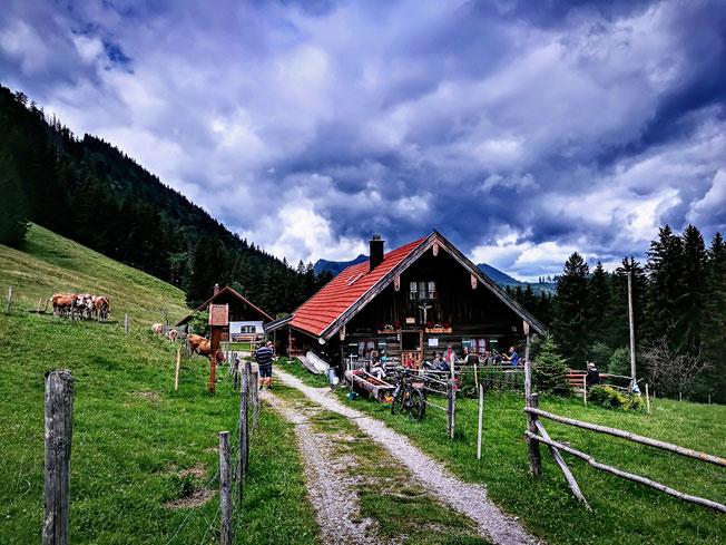 Gleichenbergalm im Chiemgau
