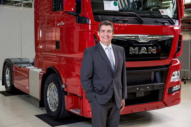 Michael Ulverich - Senior Vice President, Head of Production, Truck MAN Truck & Bus AG