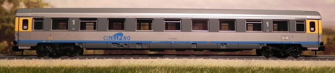 Prima classe ex SBB - Arnold