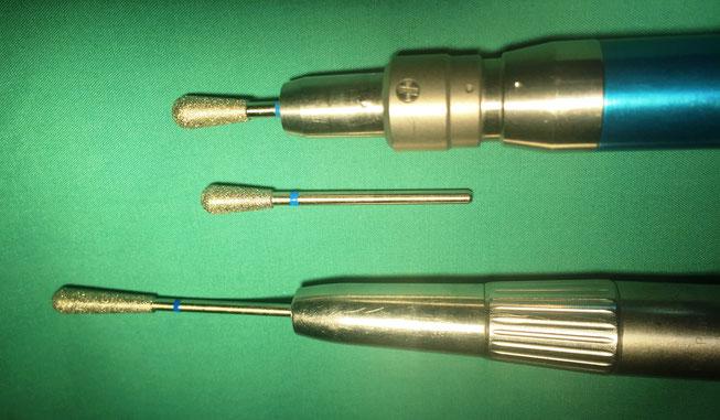 Micromotoren und Handstücke können Sie bei unserem Partner www.anovica.de     beziehen