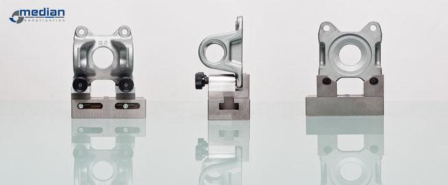 Modulare Positioniervorrichtung für den Automobilbau