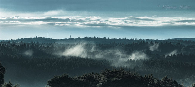 In den Bergen der Nordeifel