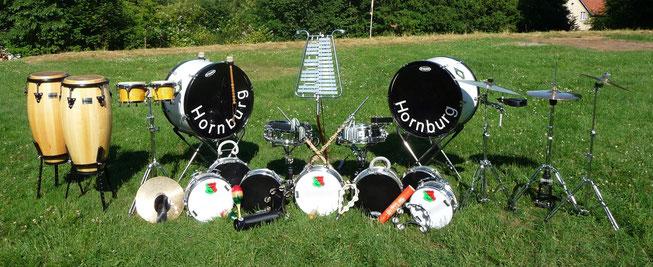 unsere Schlagwerk- & Percussioninstrumente