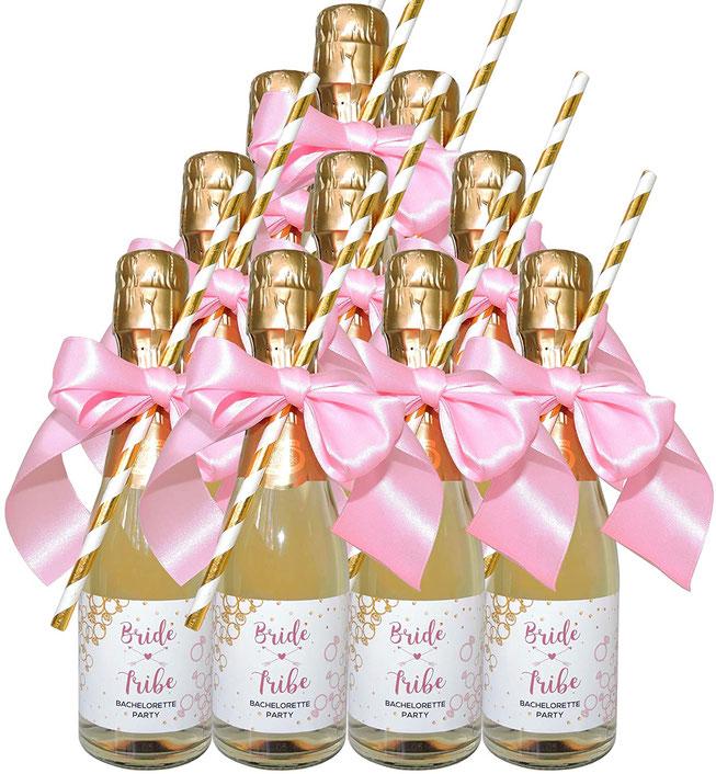 champagne despedida de soltera