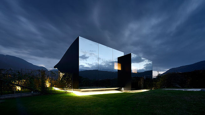 Peter Pichler, Mirror House