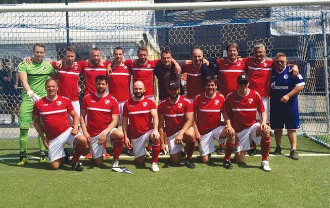 DSC 99 Fußball Alte Herren