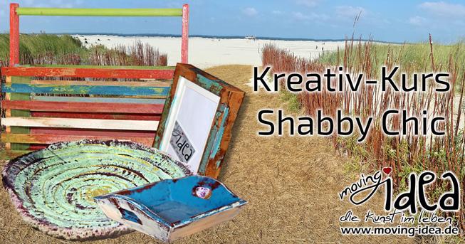 Shabby Chic Kurs in Nordrhein-Westfalen