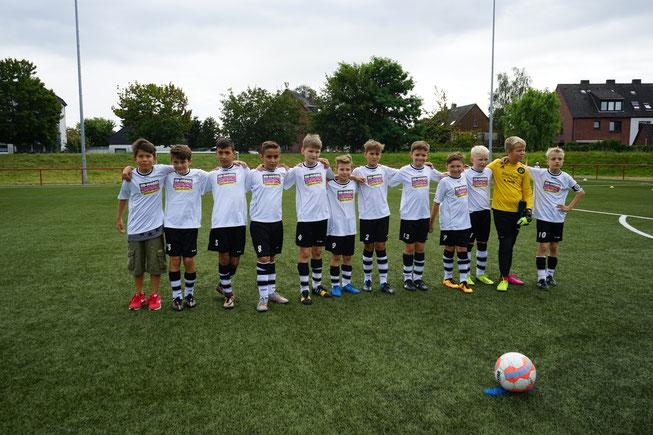 Auftaktsieg gegen FC Herne 57