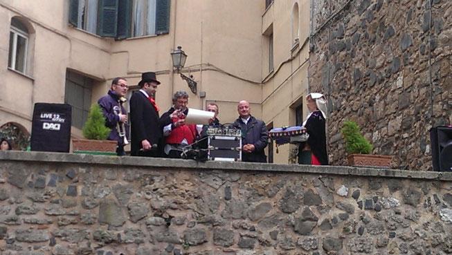 Villa Comunale Di Frosinone Carnevale