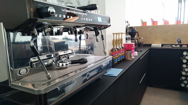 Cimbali - Espresso und Siebträger Maschinen seit 1915!
