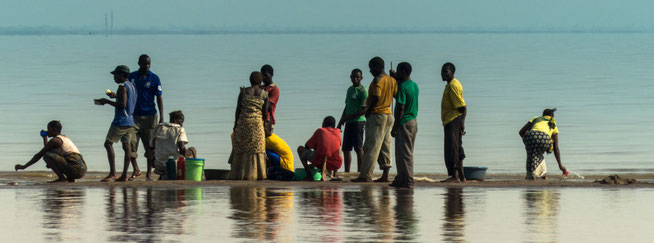 Leben am Lake Rukwa