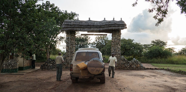 Nataba Gate Kidepo Valley National Park