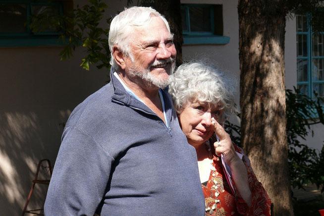 Alf kümmert sich im Auftrag der Regierung um geschütze Pflanzen und Ami ist die Leiterin von Lesedi Domani