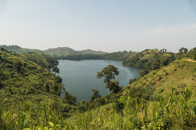 "Crater Lake ""nyimambuga"""