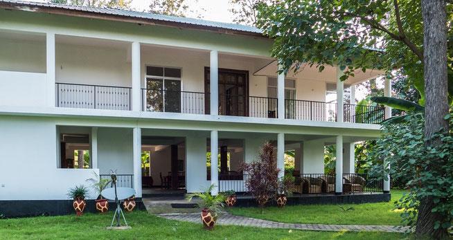 House of West Kili - Empfangsbereich und Restaurant