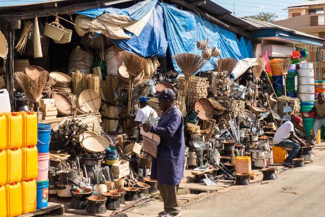Markt in Iringa