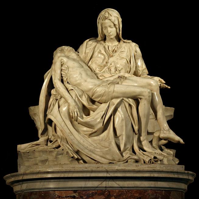 ミケランジェロ《ダビデ》1501-1504