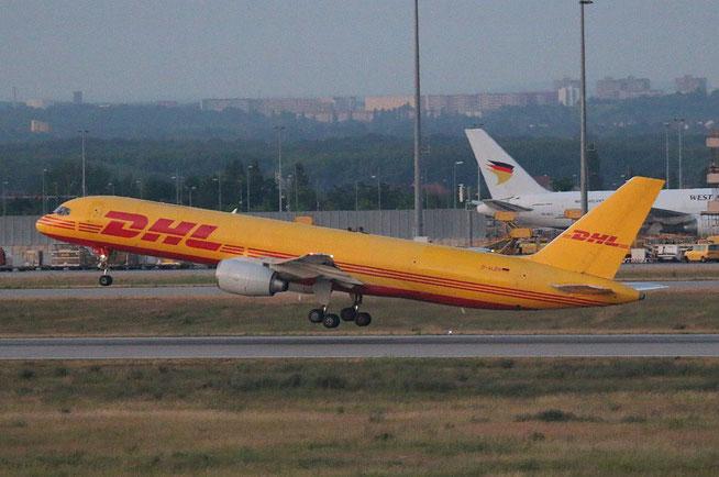"B 757-236(F)  "" D-ALEH ""  EAT Leipzig -2"