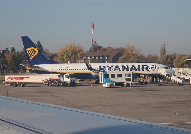 """B 737-8AS (W)  """" EI-FTZ """"  Ryanair -1"""