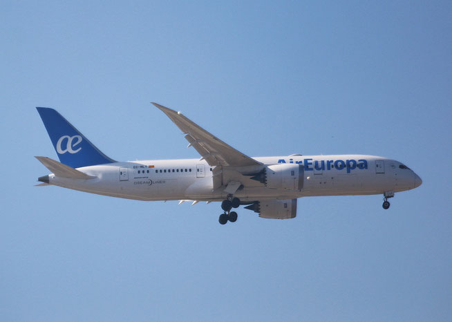 "B 787-8  "" EC-MLT ""  Air Europa -1"