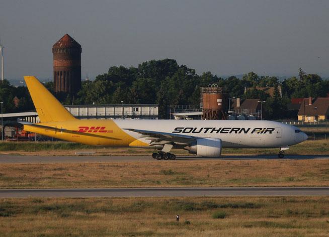 """B777-FZB """" N774SA """" Southern Air -2"""