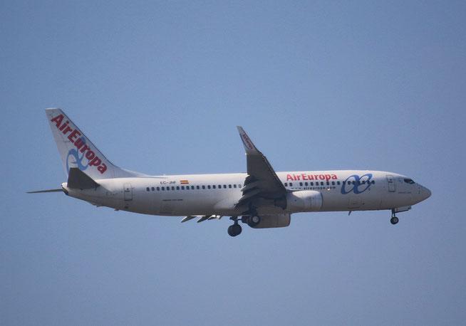 """B 737-85P  """" EC-JNF """"  Air Europa -3"""