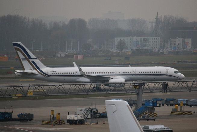 "B 757-23N(WL)  "" SX-RFA ""  GainJet -1"