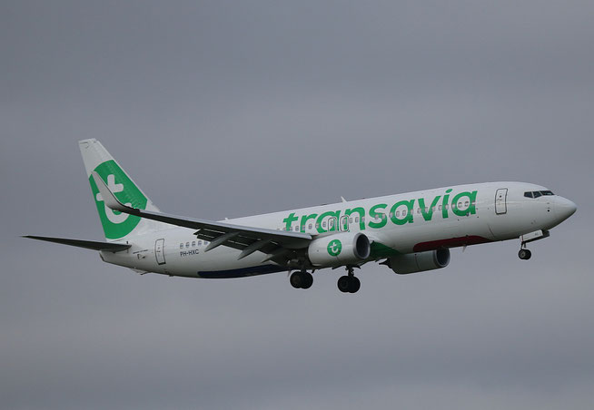 "B 737-8K2/W "" PH-HXC "" Transavia Airlines -2"