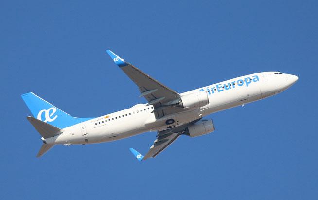 """B 737-85P  """" EC-MQP """"  Air Europa -2"""