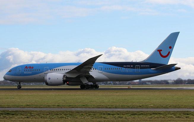 """B 787-8 """" PH-TFM """"  ArkeFly -2"""