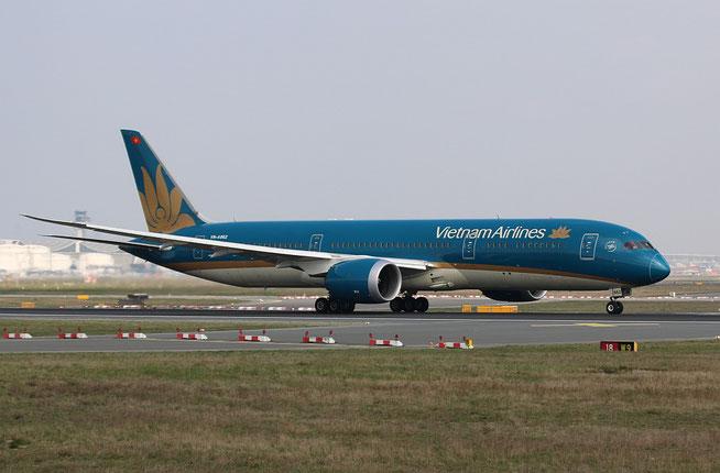 """B 787-9 """" VN-A862"""" Vietnam Airlines -1"""