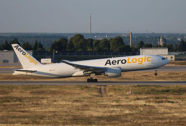 "B777-F6N "" D-AALJ "" AeroLogic -3"