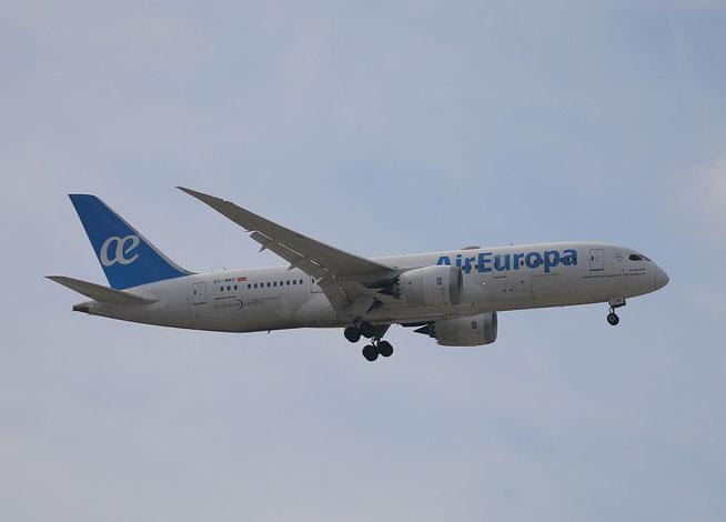 """B 787-8  """" EC-MMY """"  Air Europa -1"""