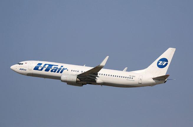 """B 737-8GU(WL) """" VQ-BQS """" UTair -1"""