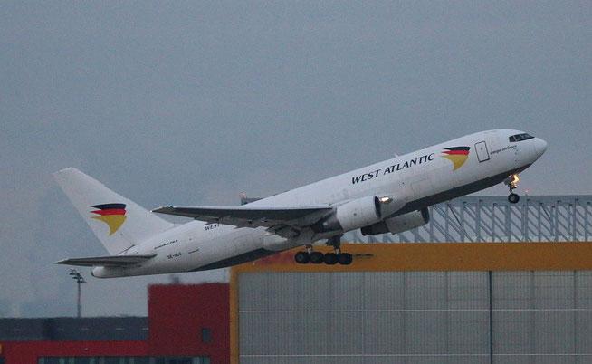 "B 767-232/BDSF  "" SE-RLC ""  West Atlantic Airlines Sweden -4"